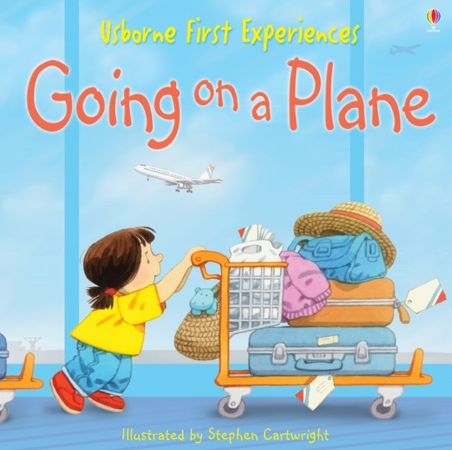 (ebook) Usborne First Experiences: Going on a Plane