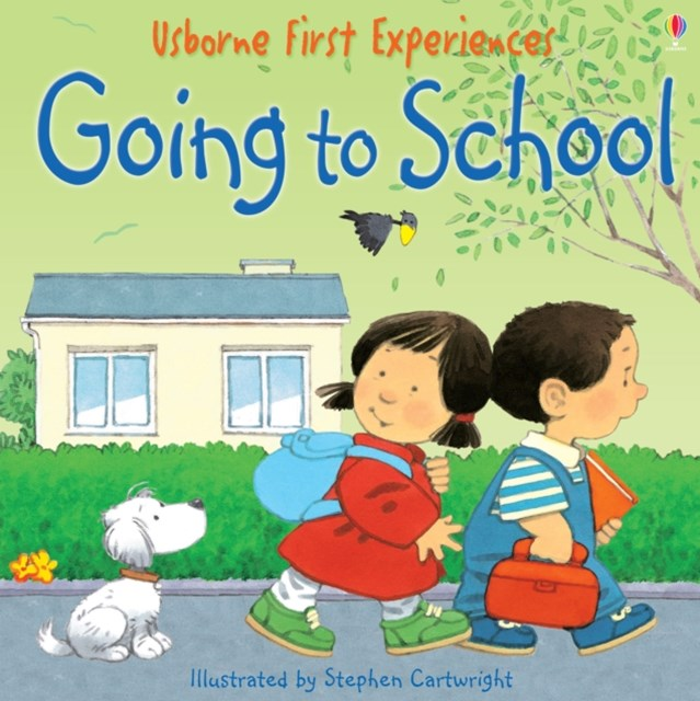 (ebook) Usborne First Experiences: Going to School