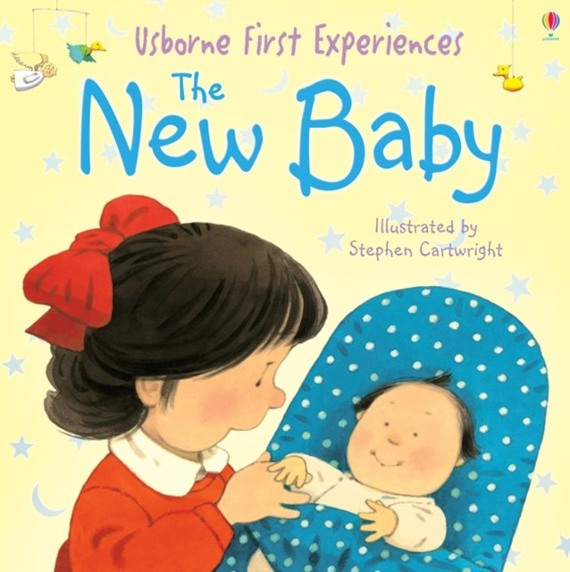 (ebook) Usborne First Experiences: The New Baby