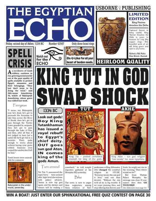 Egyptian Echo
