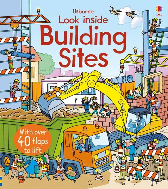 Look Inside a Building Site