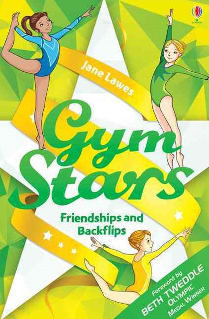 Gym Stars (2): Friendships and Backflips