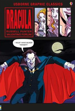 Young Reading Plus Graphic: Dracula