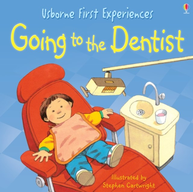 (ebook) Usborne First Experiences: Going to the Dentist