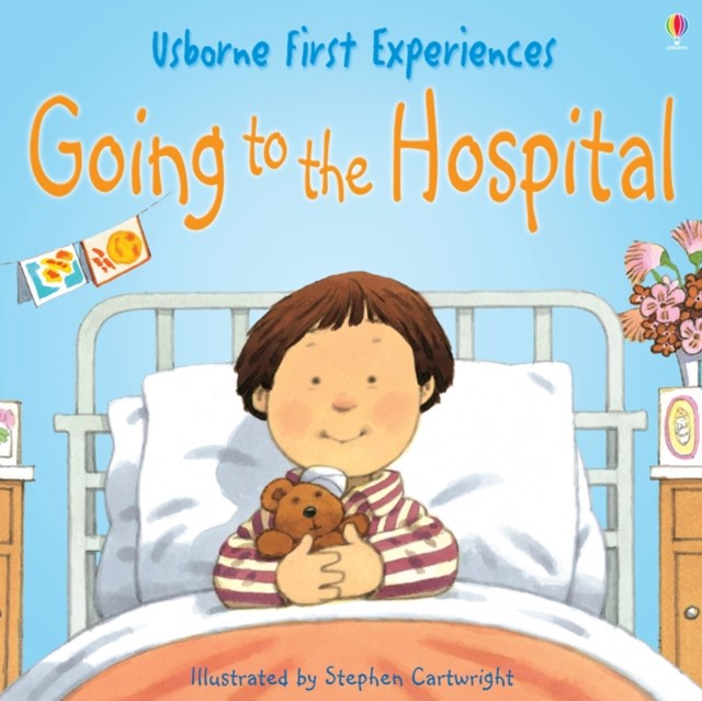 (ebook) Usborne First Experiences: Going to the Hospital