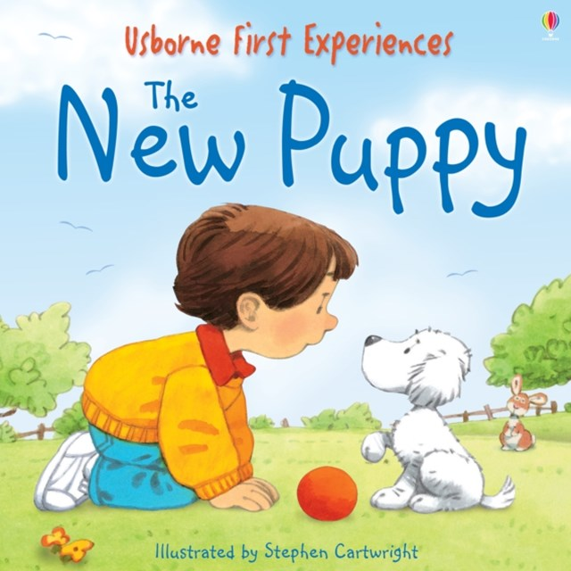 (ebook) Usborne First Experiences: The New Puppy