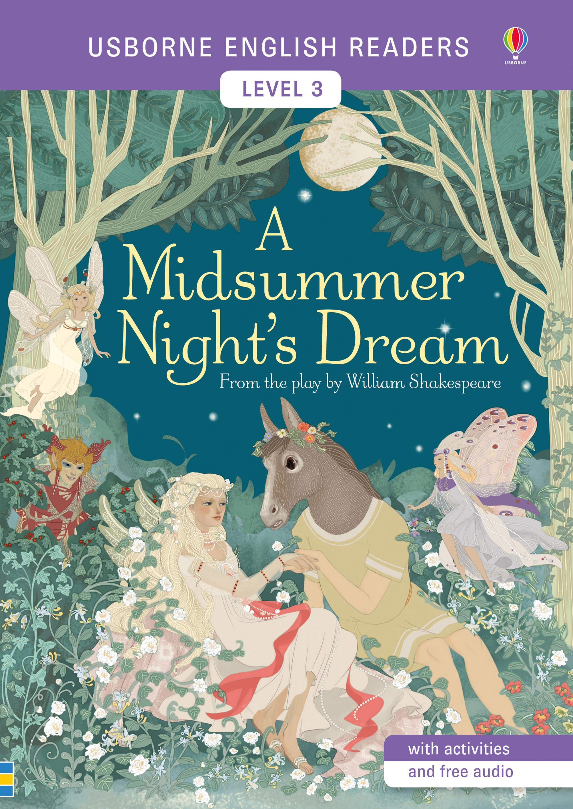 Usborne English Readers: A Midsummer Night's Dream
