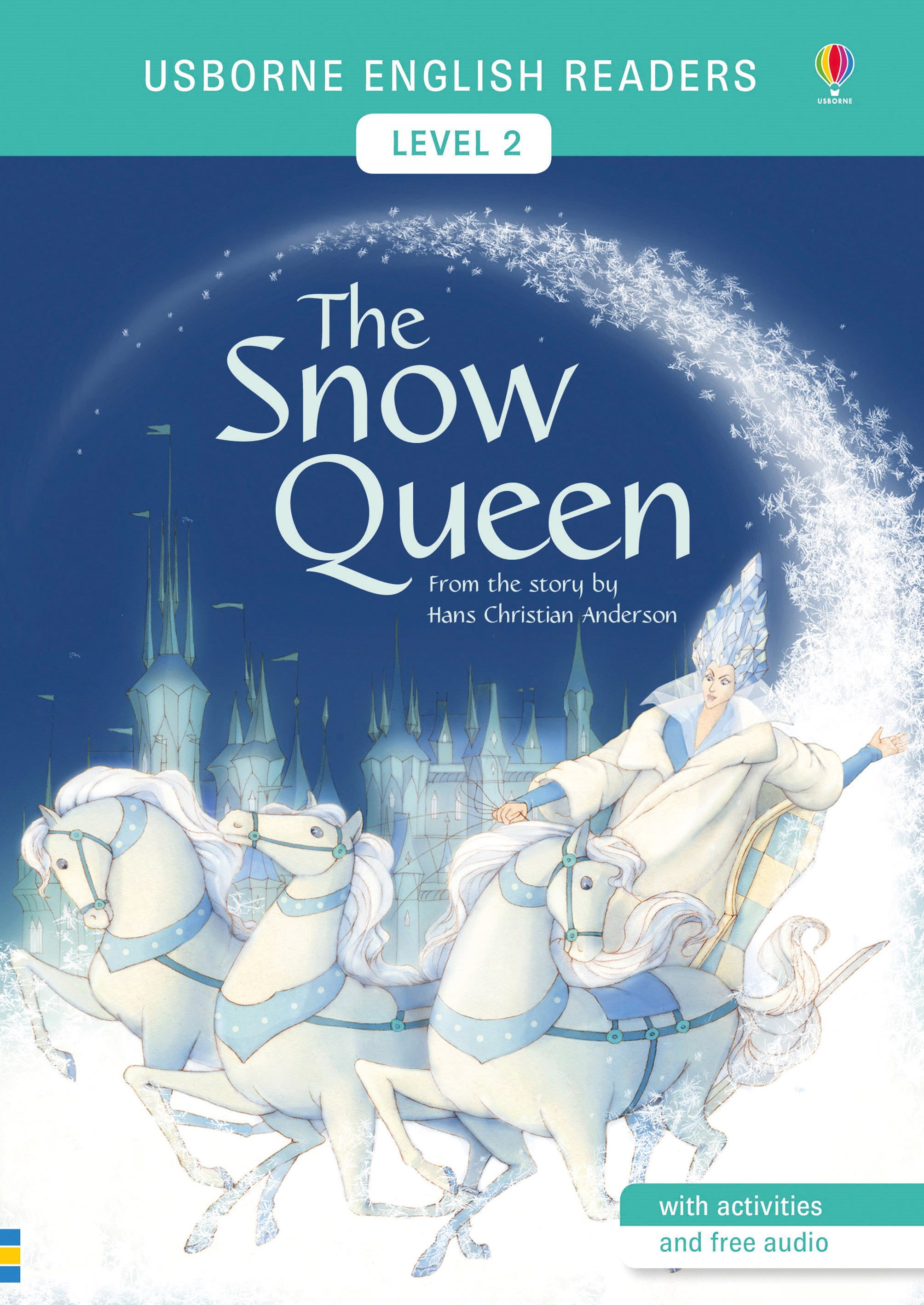 Usborne English Readers: The Snow Queen