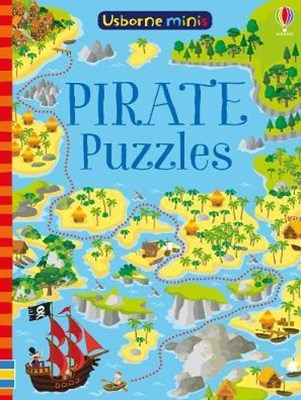 Mini Books Pirate Puzzles