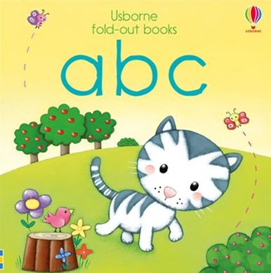 Fold-Out Books ABC