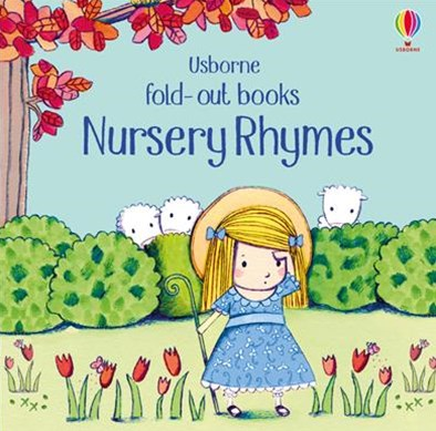Fold-Out Books Nursery Rhymes