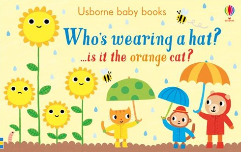 Who's Wearing A Hat? - Children's Fiction Early Readers (0-4)