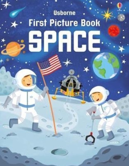 First Picture Book Of Space