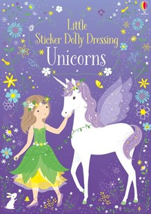 Little Sticker Dolly Dressing Unicorns by Fiona Watt, Lizzie Mackay (9781474946513) - PaperBack - Picture Books Gift & Novelty