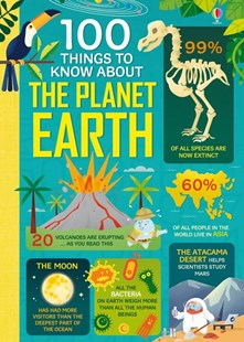 100 Things to Know About Planet Earth by Federico Mariani, Parko Polo (9781474950626) - HardCover - Non-Fiction