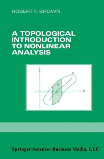 Topological Introduction to Nonlinear Analysis