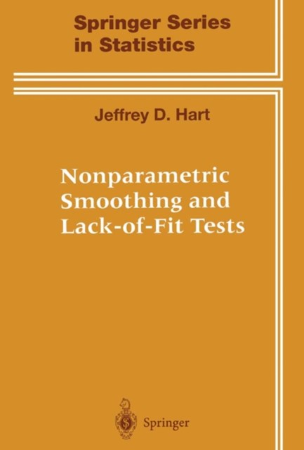 Nonparametric Smoothing and Lack-of-Fit Tests