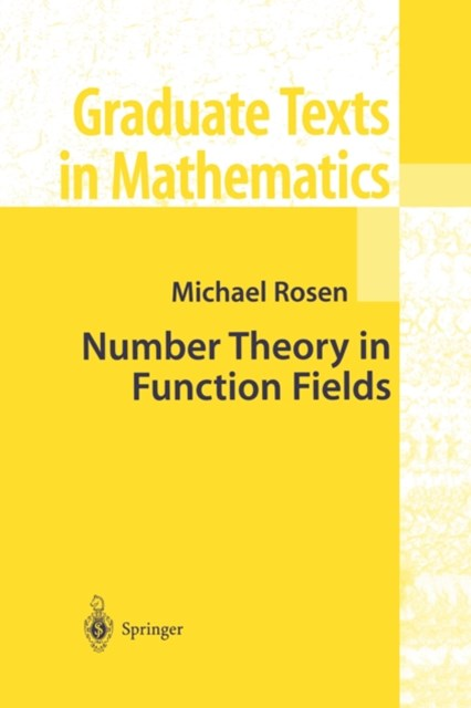 (ebook) Number Theory in Function Fields