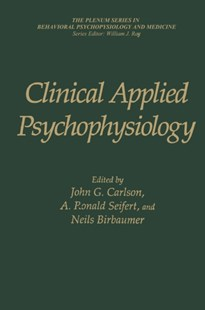 (ebook) Clinical Applied Psychophysiology - Reference Medicine