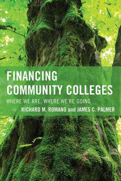 Financing Americas Community Colleges