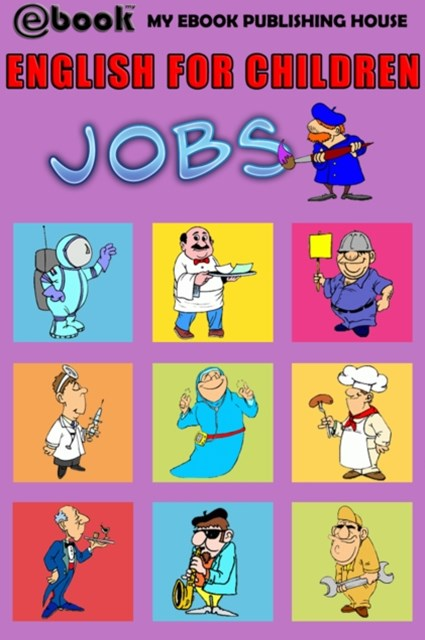 English for Children - Jobs