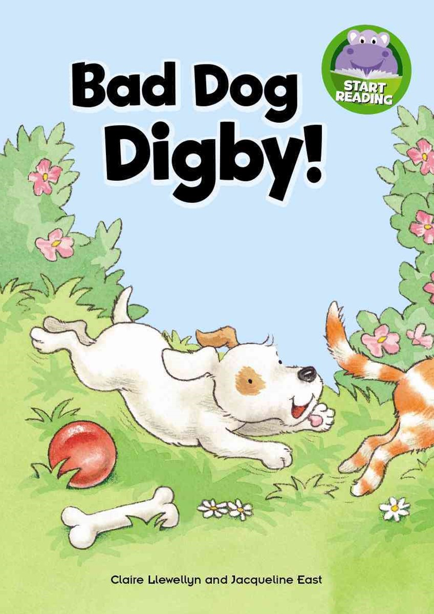 Bad Dog, Digby!