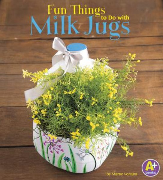 Fun Things to Do with Milk Jugs