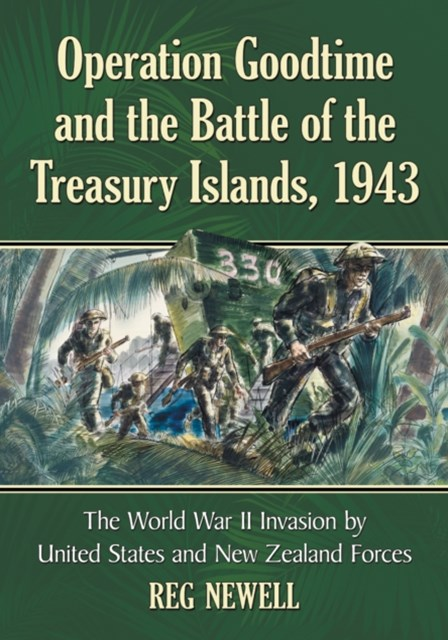 (ebook) Operation Goodtime and the Battle of the Treasury Islands, 1943