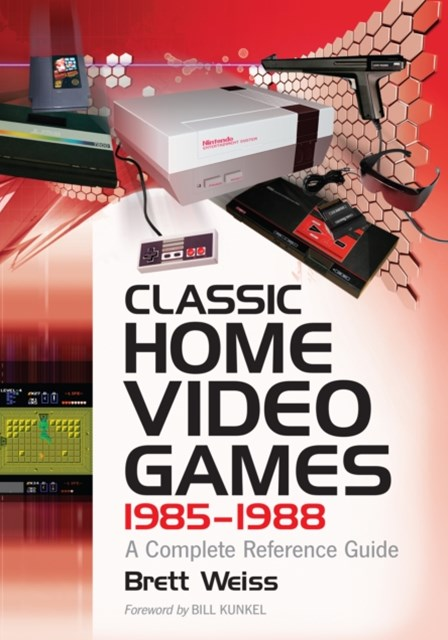 Classic Home Video Games, 1985-1988