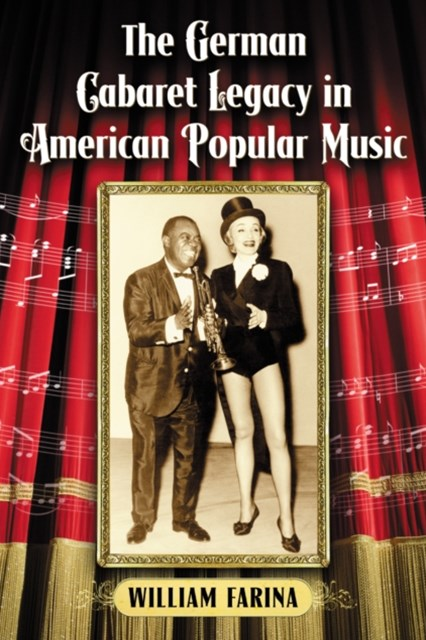 German Cabaret Legacy in American Popular Music