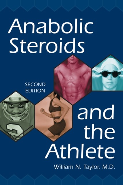 (ebook) Anabolic Steroids and the Athlete, 2d ed.