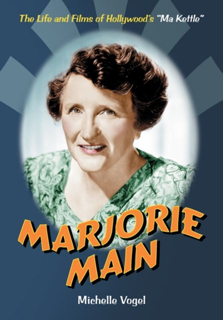 (ebook) Marjorie Main