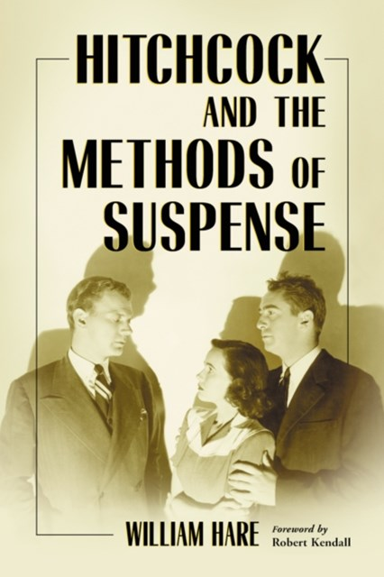 (ebook) Hitchcock and the Methods of Suspense