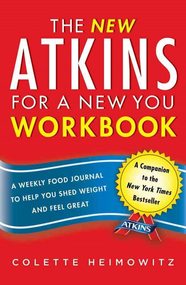 New Atkins for a New You Workbook