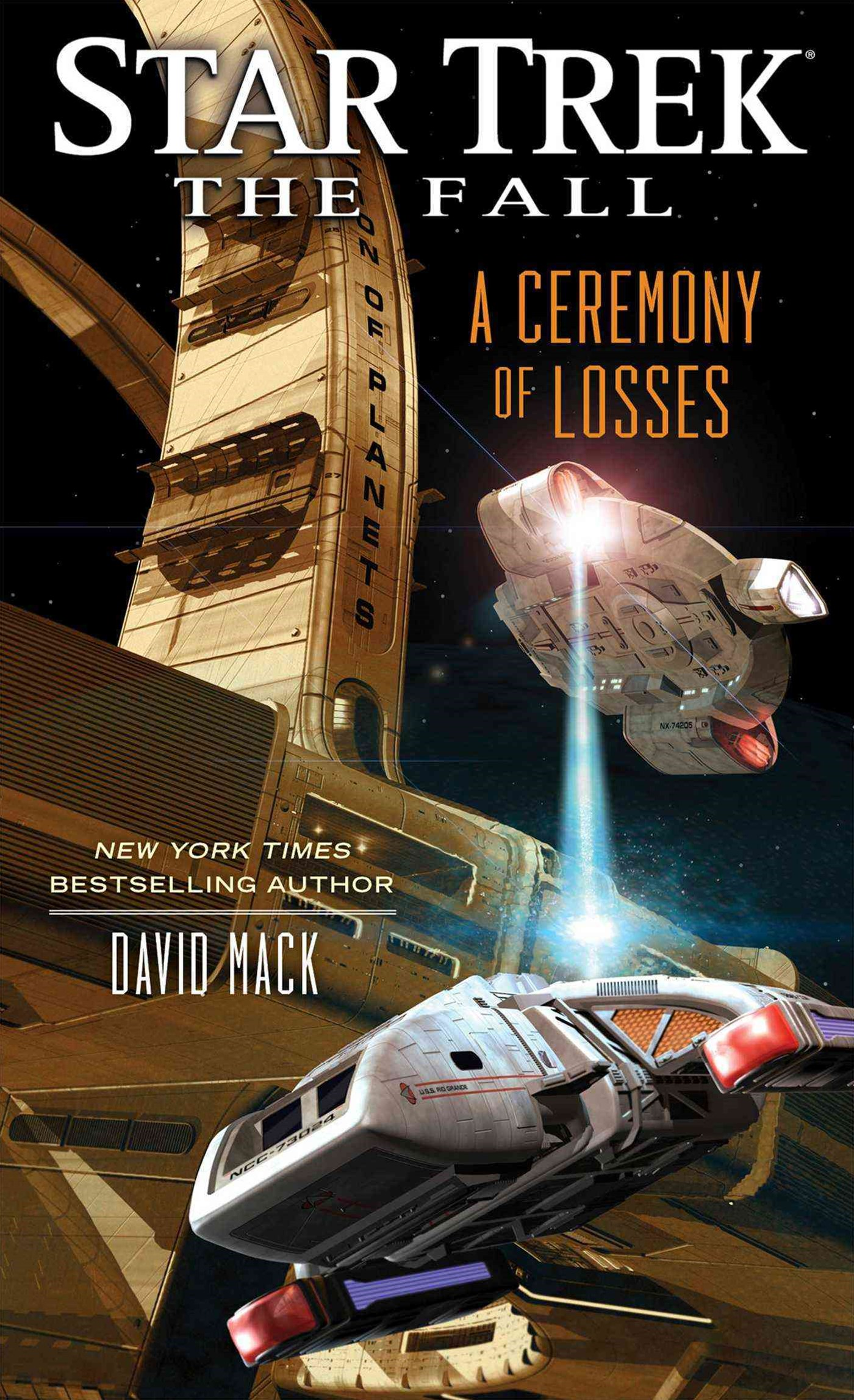 Star Trek: The Fall: A Ceremony of Losse