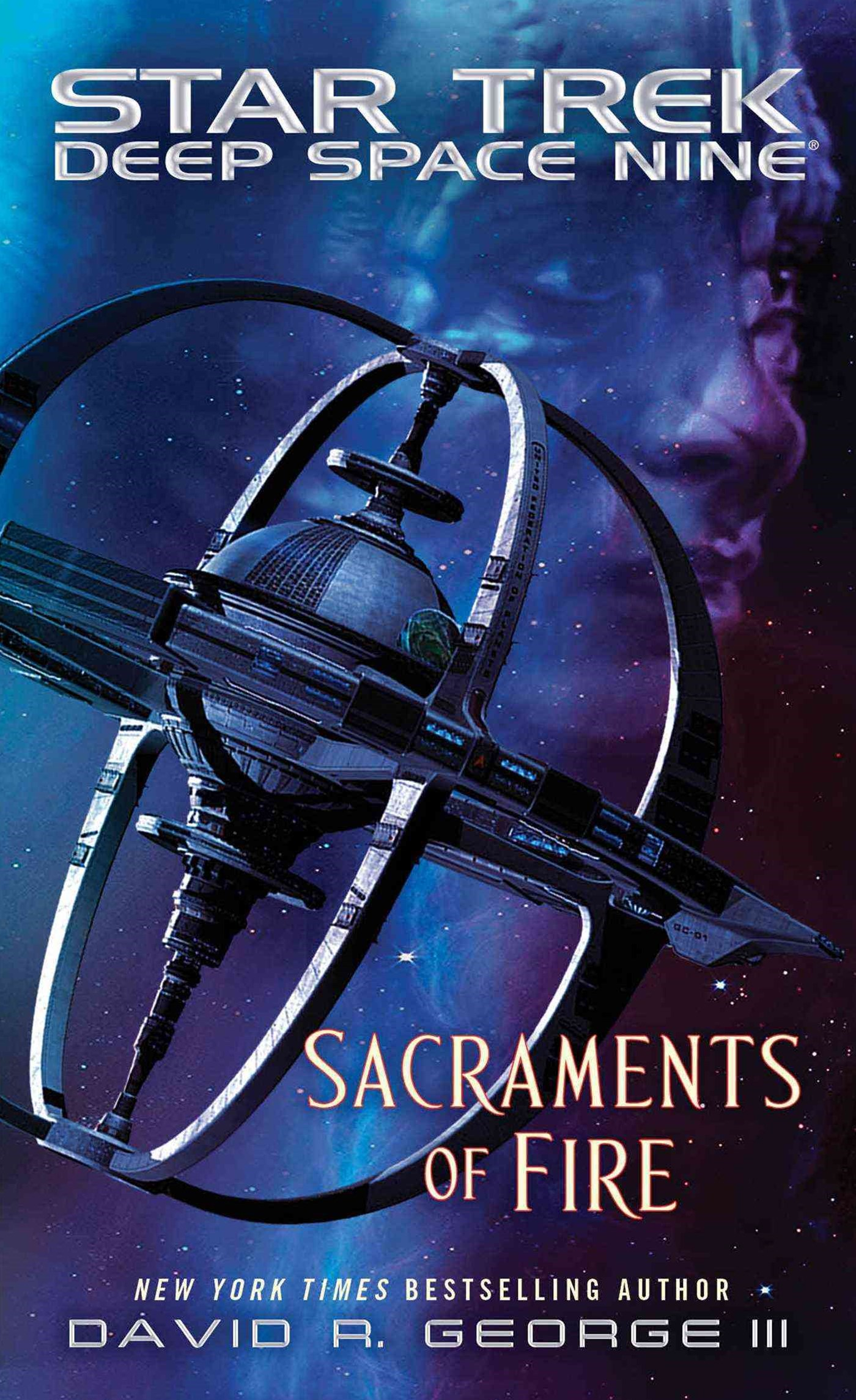 Star Trek: Deep Space Nine: Sacraments of Fire