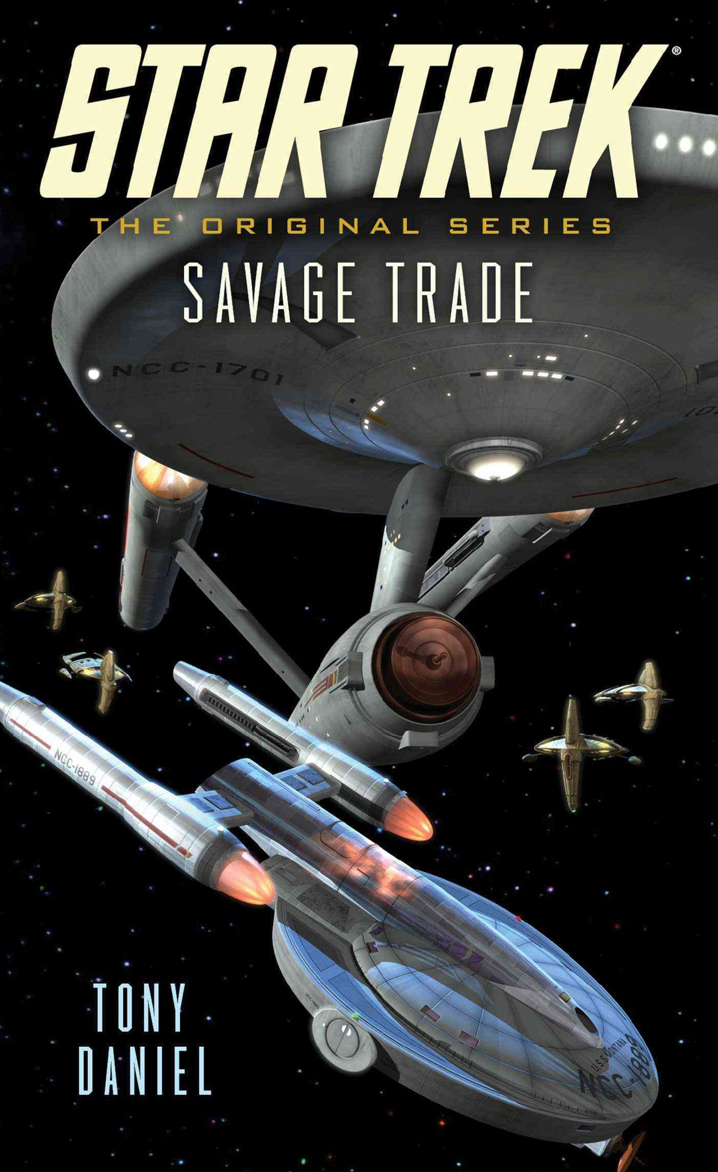 Star Trek: The Original Series: Savage Trade