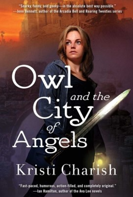 (ebook) Owl and the City of Angels