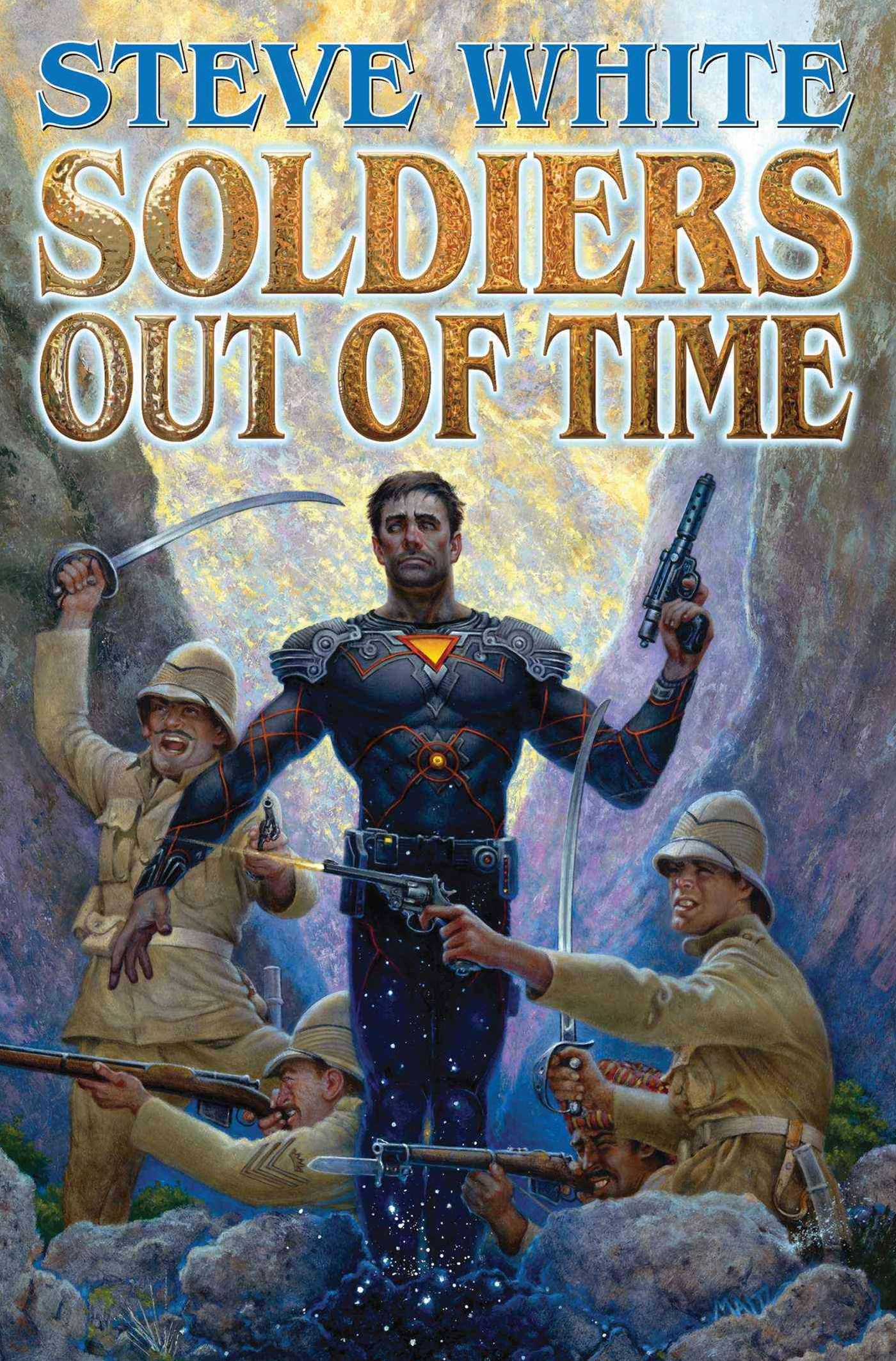 Soldiers Out of Time