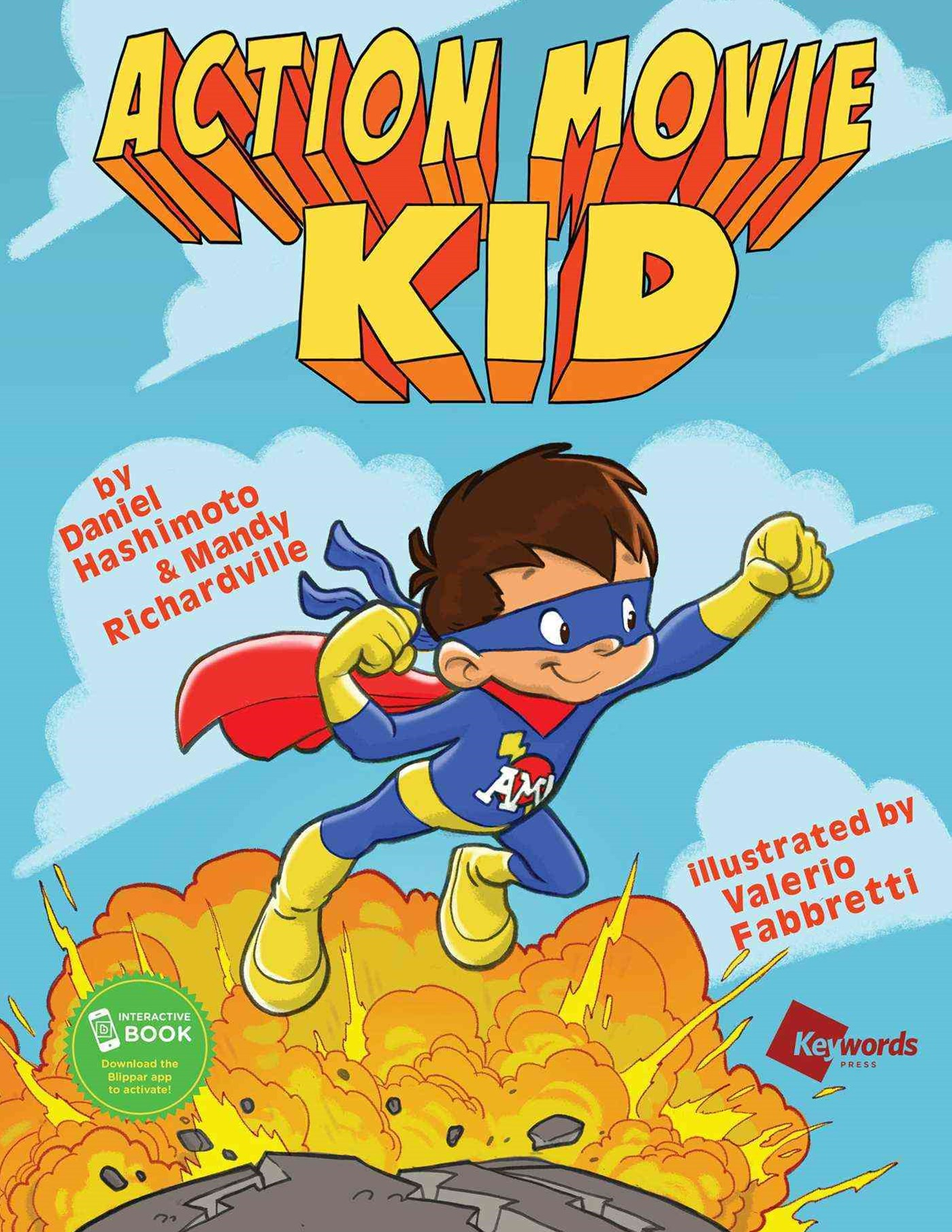 Action Movie Kid: All New Adventures Part I