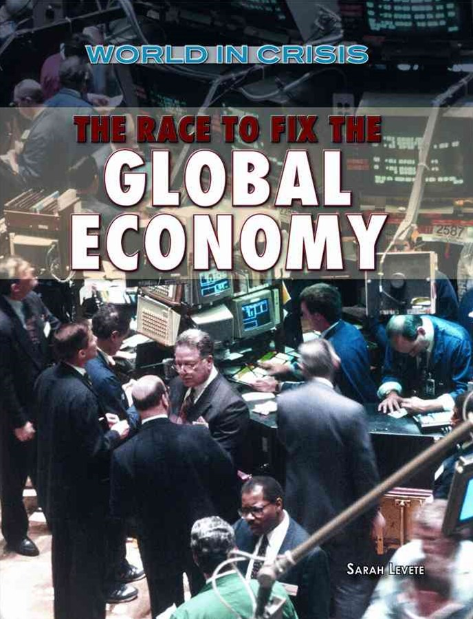 The Race to Fix the Global Economy