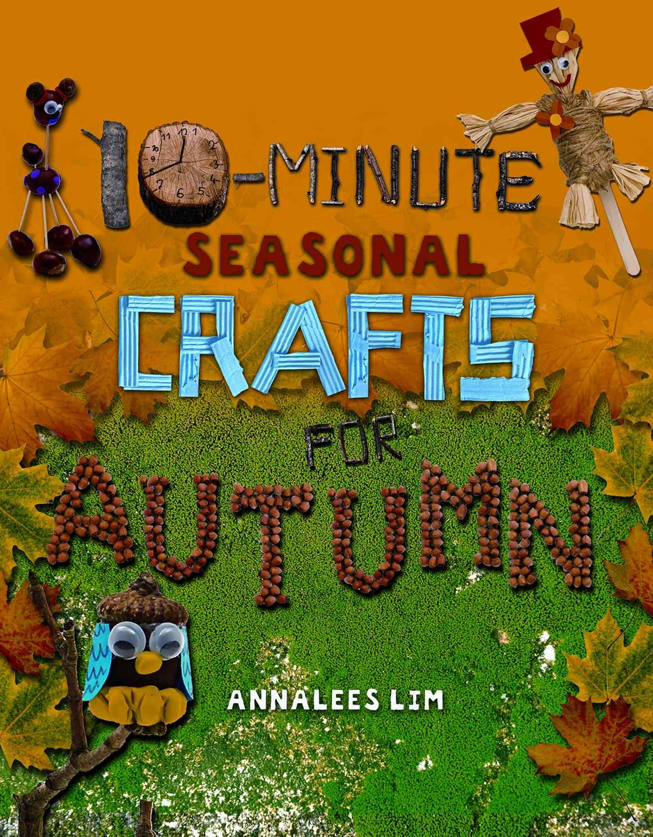 10-Minute Seasonal Crafts for Autumn