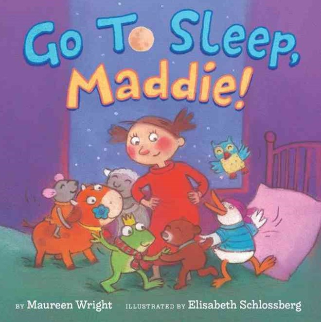 Go to Sleep, Maddie!