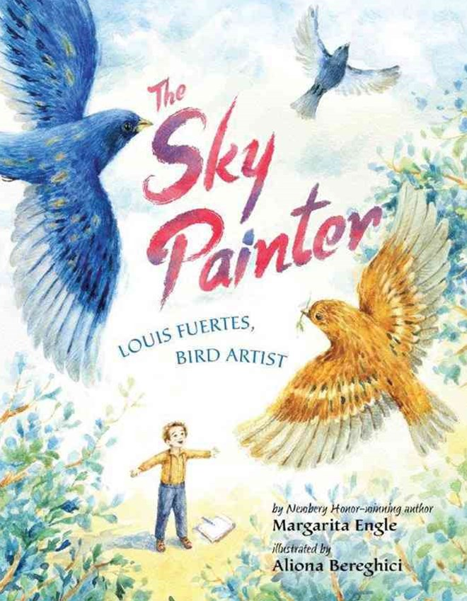 The Sky Painter