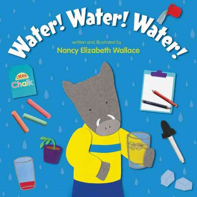 Water! Water! Water!