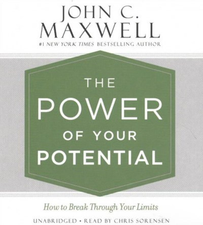 The Power of Your Potential (Unabridged)
