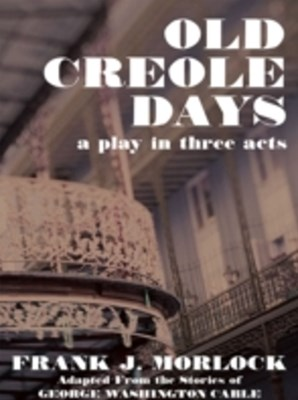 (ebook) Old Creole Days