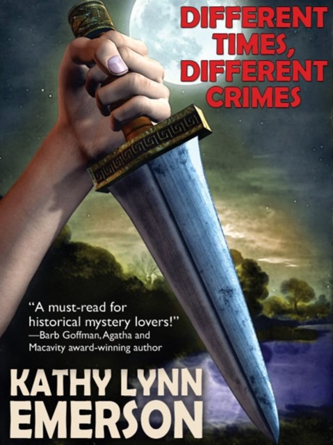 (ebook) Different Times, Different Crimes