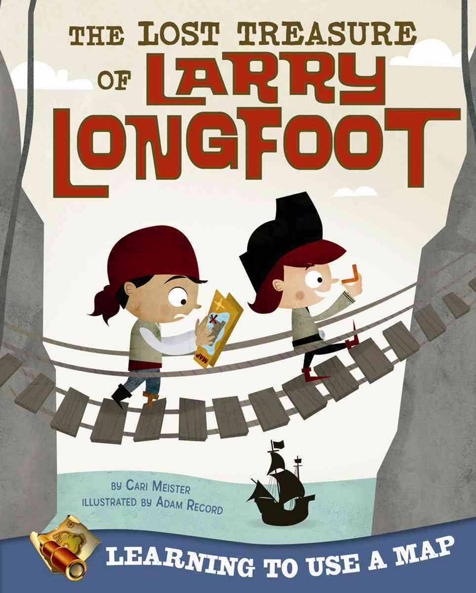 Lost Treasure of Larry Longfoot