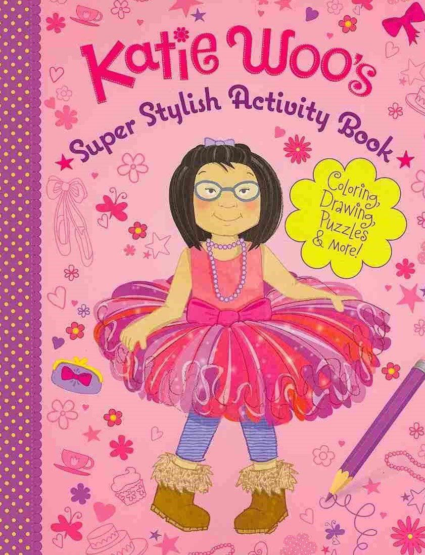 Katie Woo's Super Stylish Activity Book